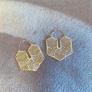Brand New Geometric Earrings